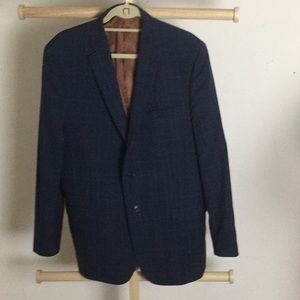Jos. A. Bank 100% wool sport coat. Slim fit. 44R